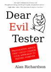 Dear Evil Tester Book Cover