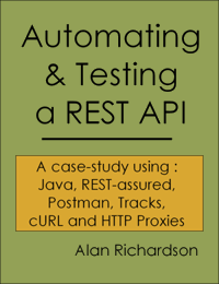 Automating and Testing a REST API Cover