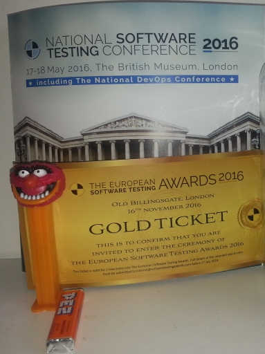Golden Ticket and Conference Programme
