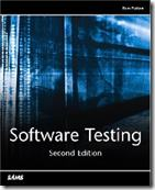 Book Cover Software Testing