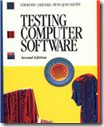 Book Cover of Testing Computer Software