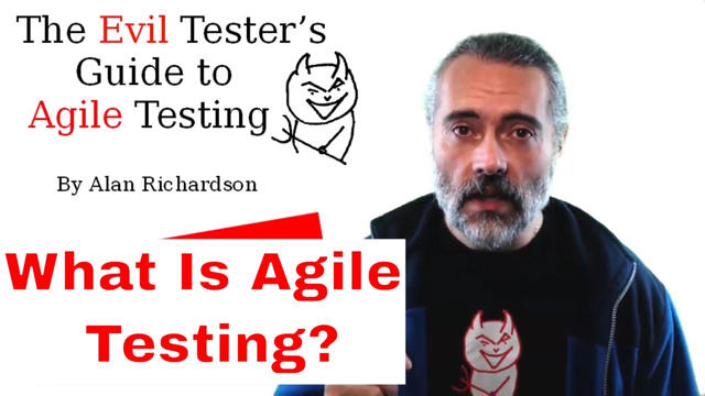 What is Agile Testing Video