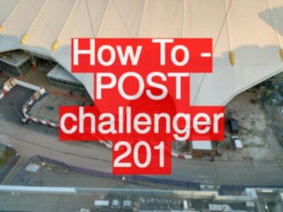 API Testing Challenge - How To - POST challenger 201