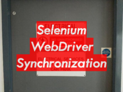 Learn to Synchronise WebDriver And Avoid Flaky Test Automation