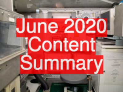 June 2020 EvilTester.com and Patreon Content Summary