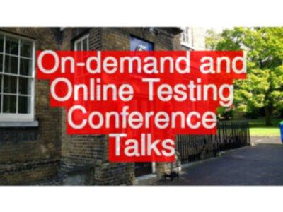 The Evil Tester On-demand Online Conference