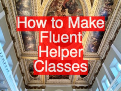 Fluent Helper Classes for SlowLoadableComponent Page Objects