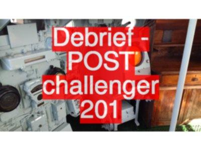API Testing Challenge - Debrief - POST challenger 201