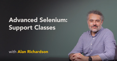 Selenium WebDriver Support Classes in Java